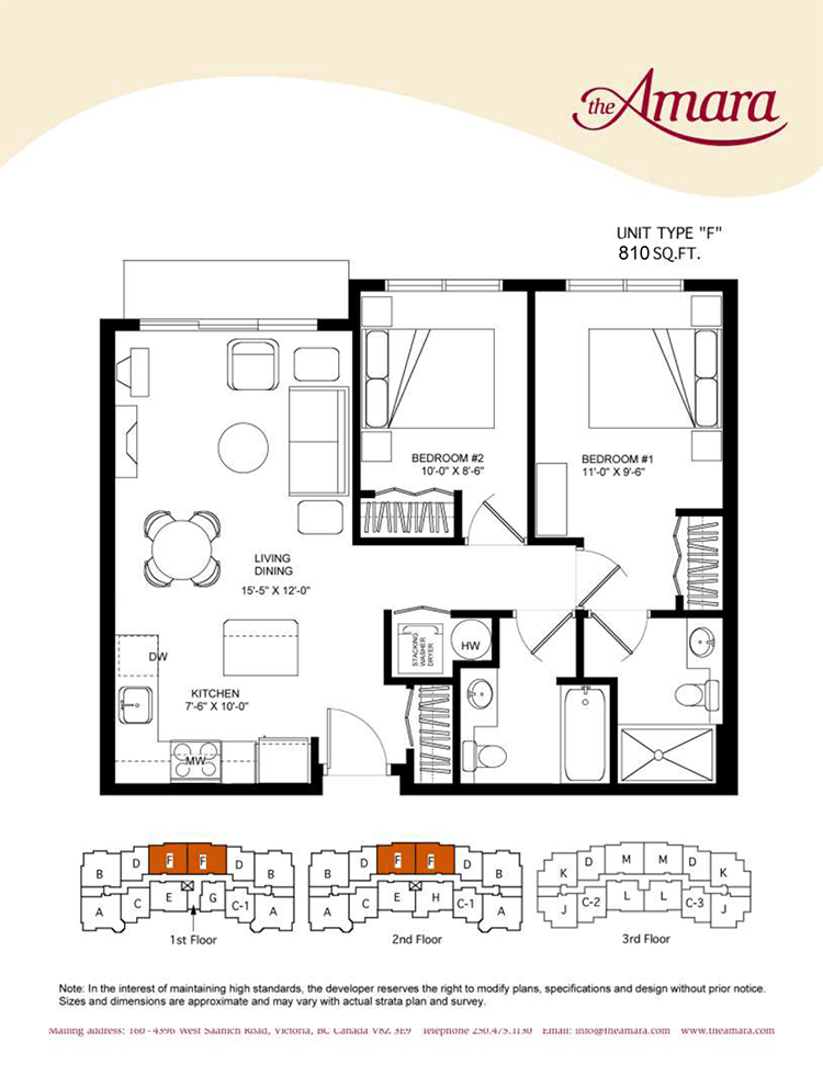 the amara floorplan
